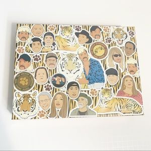 Tiger King 500 Piece Jigsaw Puzzle Limited Edition